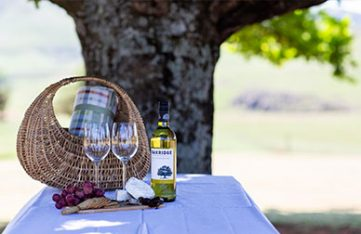 Countryside accommodation in Underberg