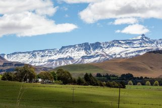 Guest house accommodation near the Drakensberg mountains