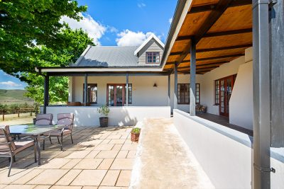 Laid back country style living in the Underberg area